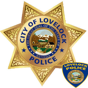 Lovelock Police Badge and Patch 1